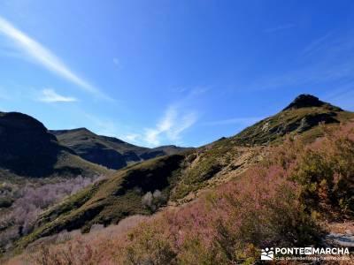 Sierra del Caurel (Serra do Courel) grupos de montaña madrid madrid senderismo clubs montaña madri